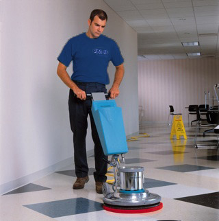 It's time we convert your dull floors into a Shiny and Polished ...